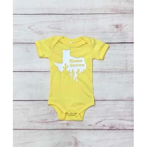 Bodysuit Onesie Creeper - Hawaii Flag Hawaii Baby Clothes Onesie, 6-12 Months, Heather Gray