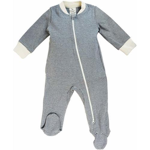 Argentina in My Heartbeat Unisex Solid Baby Short Sleeve Jumpsuit Outfit 0-2T