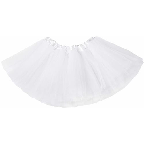 Navy Blue 12 Months to 4 Years Dada And Mama Layered Tulle Ballet Tutu Skirt