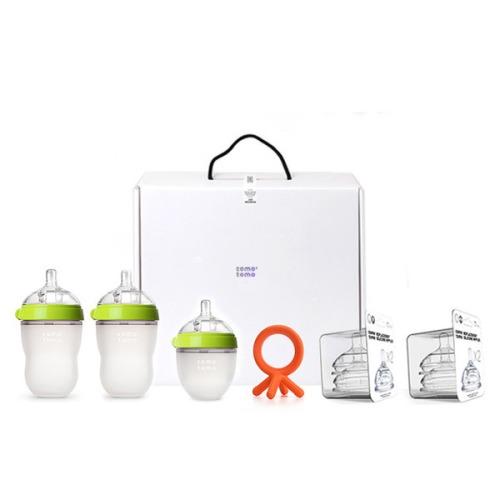 Comotomo Baby Bottle Starter Kit