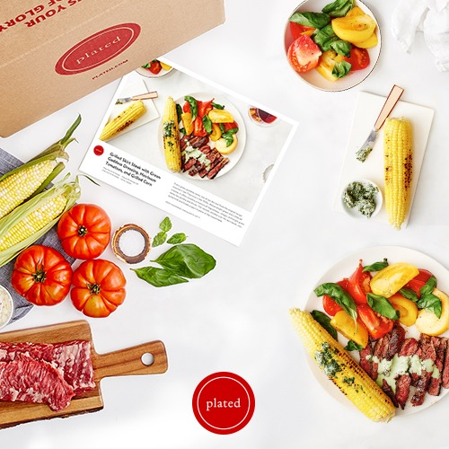 3 Months of Meal Delivery from Plated