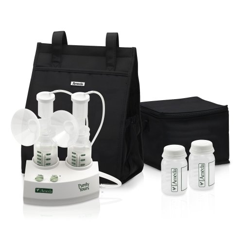 Ameda Purely Yours Double Electric Breast Pump - $125.00