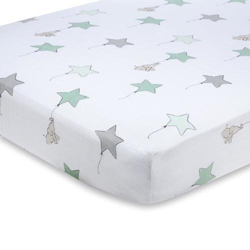 aden + anais Classic Muslin Crib Sheet - $29.95