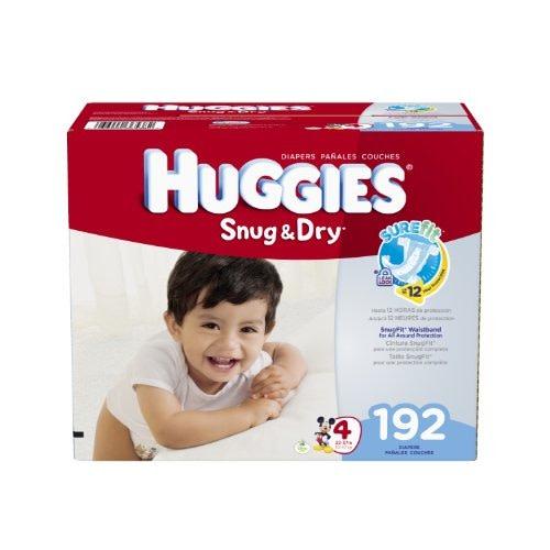 Huggies Huggies Snug & Dry Diapers - $35.50