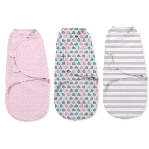 Summer Infant SwaddleMe Original Swaddle (3 Pack) - $34.22