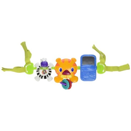 Bright Starts Take Along Carrier Toy Bar - $5.79