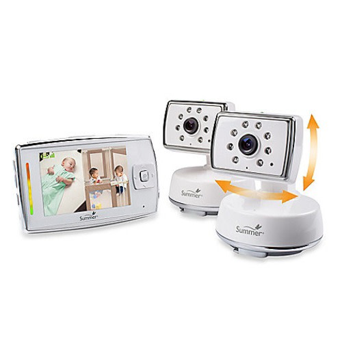 Summer Infant Dual View Digital Color Video Monitor - $209.99