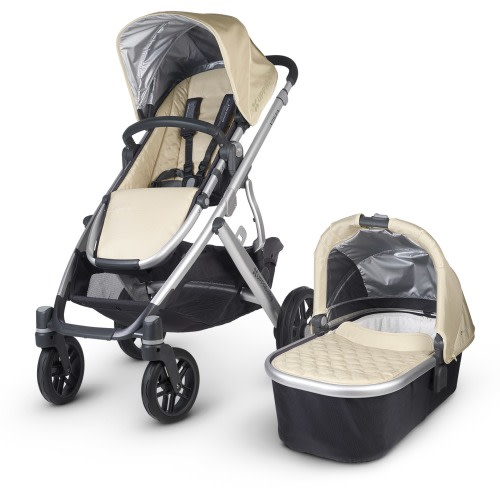 UPPAbaby Vista Stroller with Bassinet - Wheat/Lindsey - $839.99