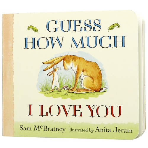 Guess How Much I Love You - $5.99