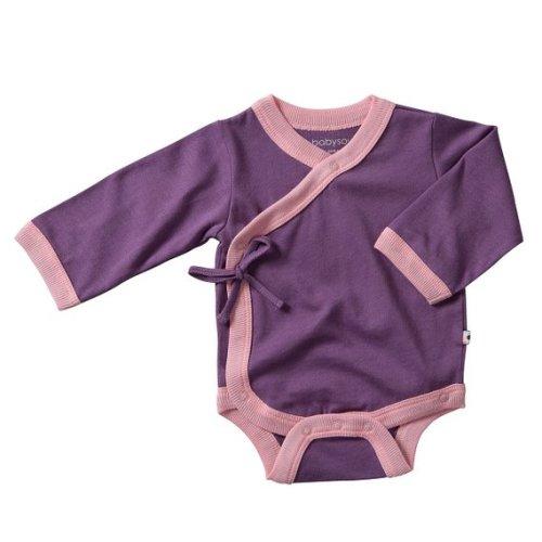 Babysoy Kimono Bodysuit - $17.00