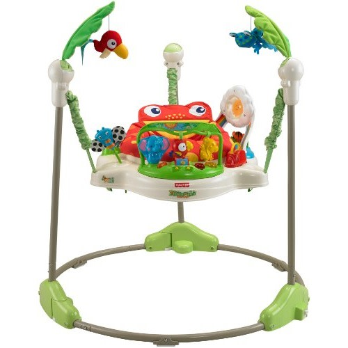 Fisher-Price Rainforest Jumperoo - $89.99