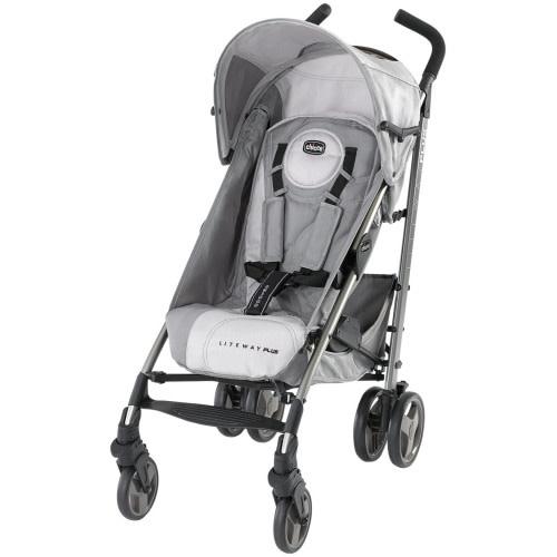 Chicco Liteway Plus Stroller -Silver - $179.99