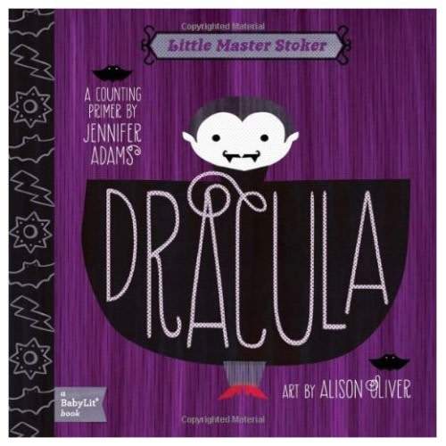 Dracula: A BabyLit Counting Primer - $7.78