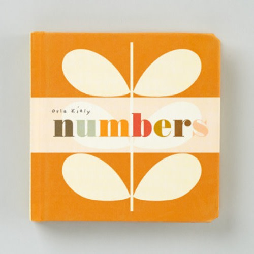 Numbers by Orla Kiely - $12.99