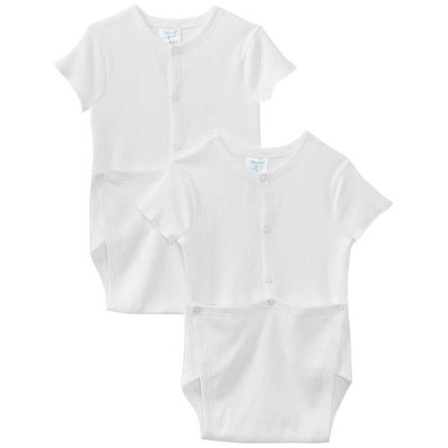 Spasilk Cotton Bodysuit (2-Pack) - $9.99