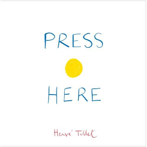 Chronicle Books Press Here - $10.00