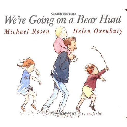 We're Going on a Bear Hunt - $5.99