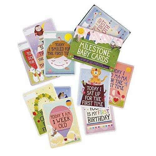 Milestone Baby Cards Gift Set - $24.00