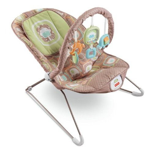 Fisher-Price Fisher-Price Comfy Time Bouncer - $39.95