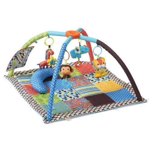 Infantino Infantino Square Twist and Fold Activity Gym - $39.99
