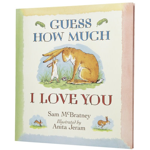 Guess How Much I Love You [Hardcover] - $10.55