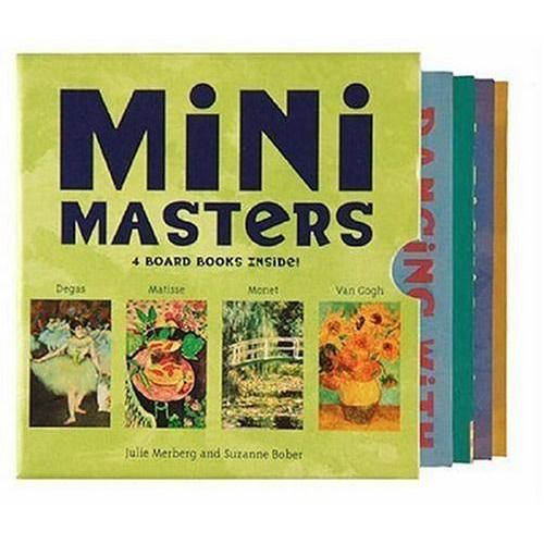 Chronicle Books Mini Masters Books Boxed Set - $15.49
