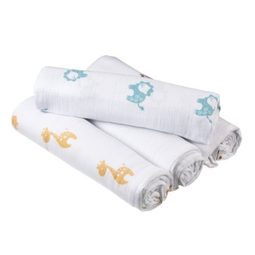 aden by aden + anais Swaddleplus (4 Pack) - $29.74