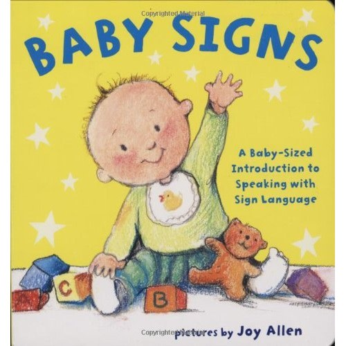 Baby Signs - $3.49