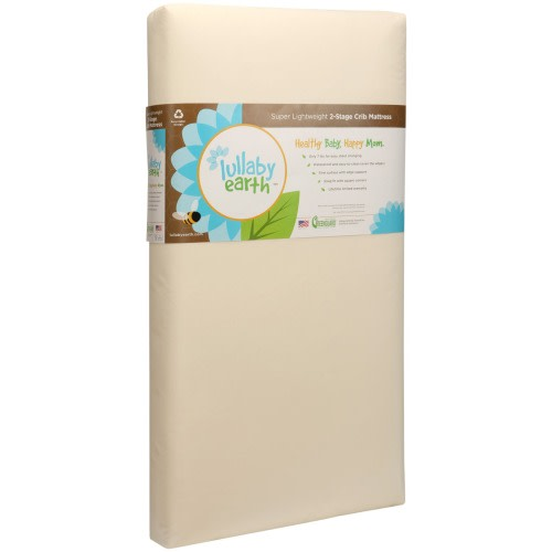 Lullaby Earth 2-Stage Super Lightweight Crib Mattress - $199.00