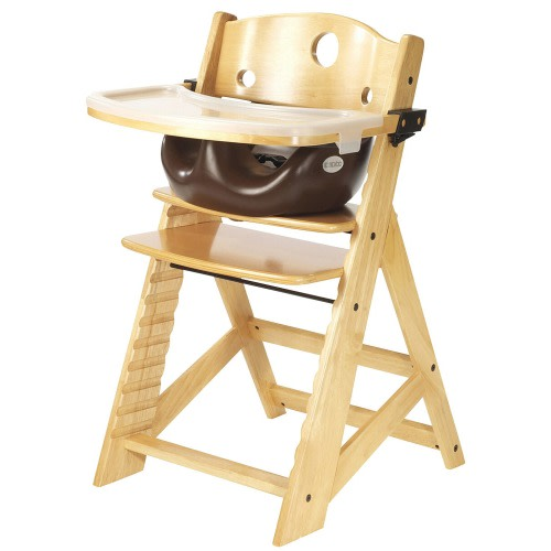 Keekaroo Right Height Highchair + Infant Insert + Tray - $229.95