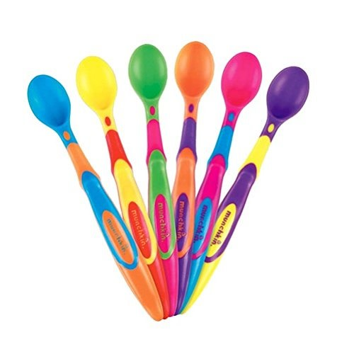 Munchkin Soft-Tip Infant Spoons - $2.92