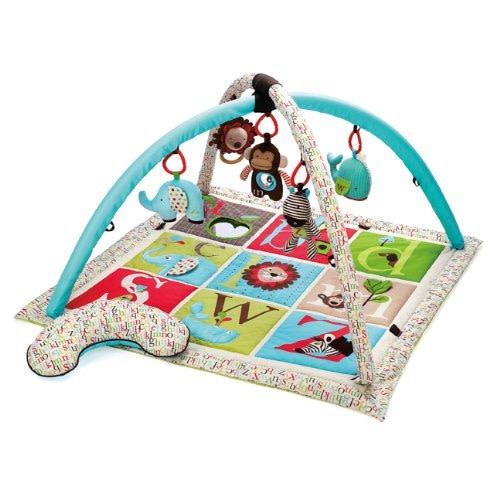 Skip Hop Alphabet Zoo Activity Gym - $75.00