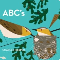 Charley Harper ABCs - Skinny Edition