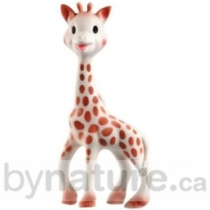 Sophie the Giraffe - Natural Rubber Toy Sophie the Giraffe