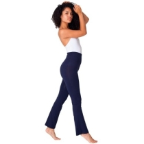 American Apparel Cotton Spandex Jersey Yoga Pant