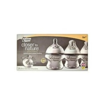 Tommee Tippee 3-pack Closer to Nature Bottle 5oz