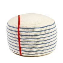 LittleChoux.com - Notebook Stripe Pouf
