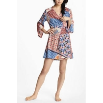Izel Silk Robe  - Anthropologie.com