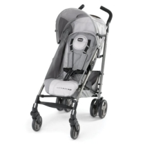 Chicco Liteway Plus Stroller, Silver