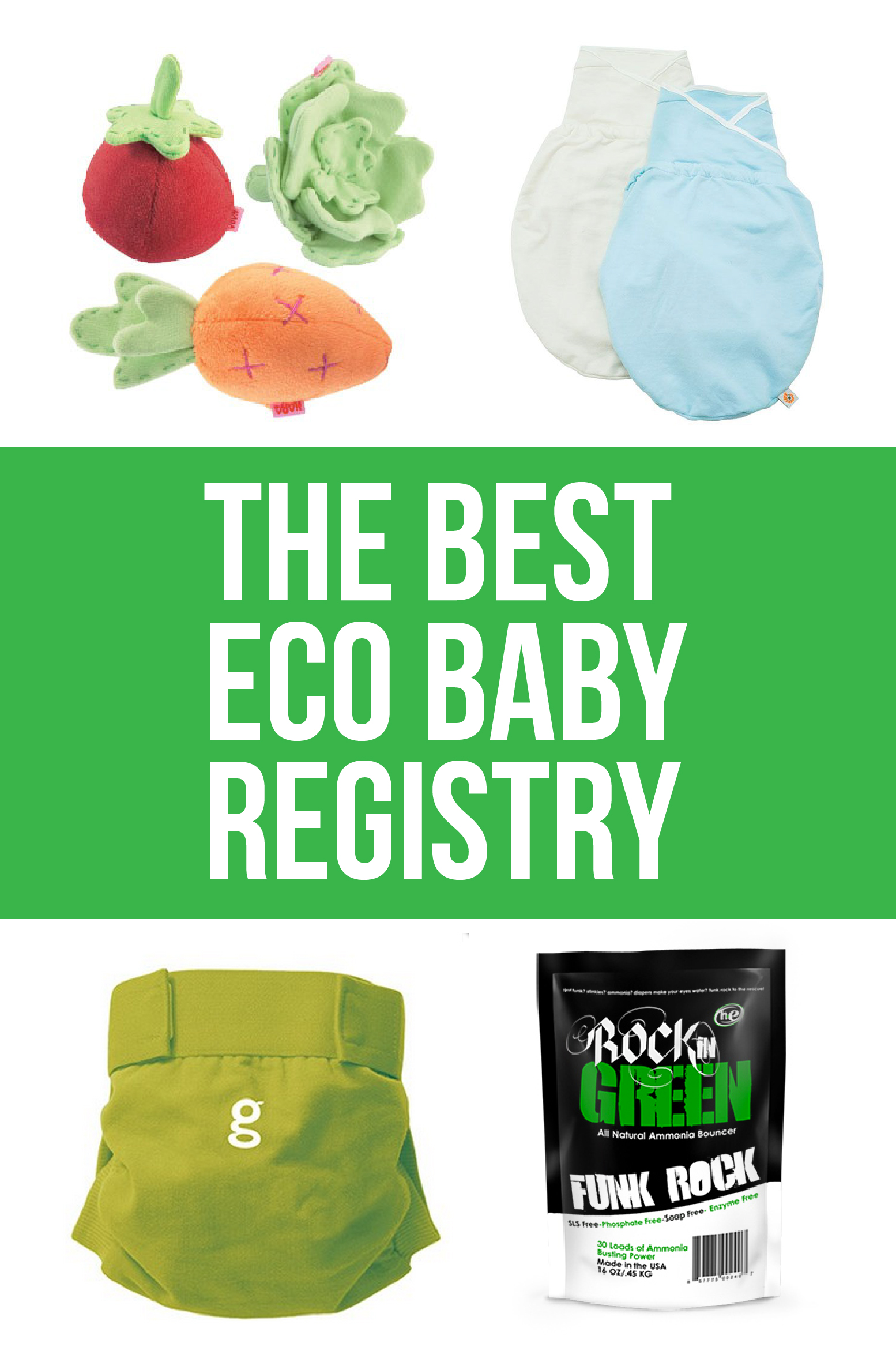 Win the best eco baby registry! Easy entry here. Ends 8/22/14.