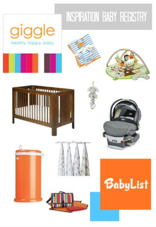 When it comes to baby essentials, giggle only carries the best — and makes registering for them a breeze!