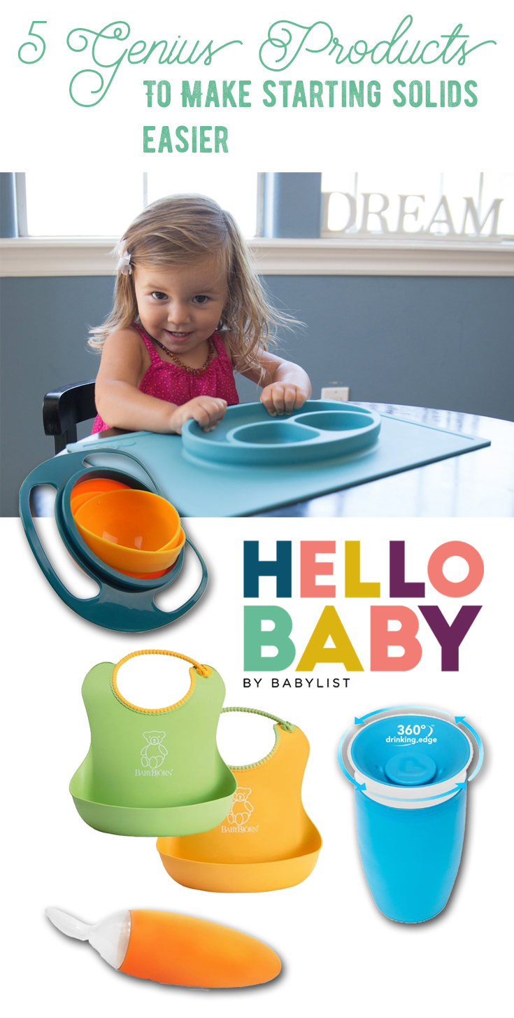 "Yes, it's so cute when the say ""Let me drink from my own cup! Give me my own bowl!"" but what about the mess? Well, just put these magical spill-proof items in your parenting bag of tricks--then sit back and enjoy!"