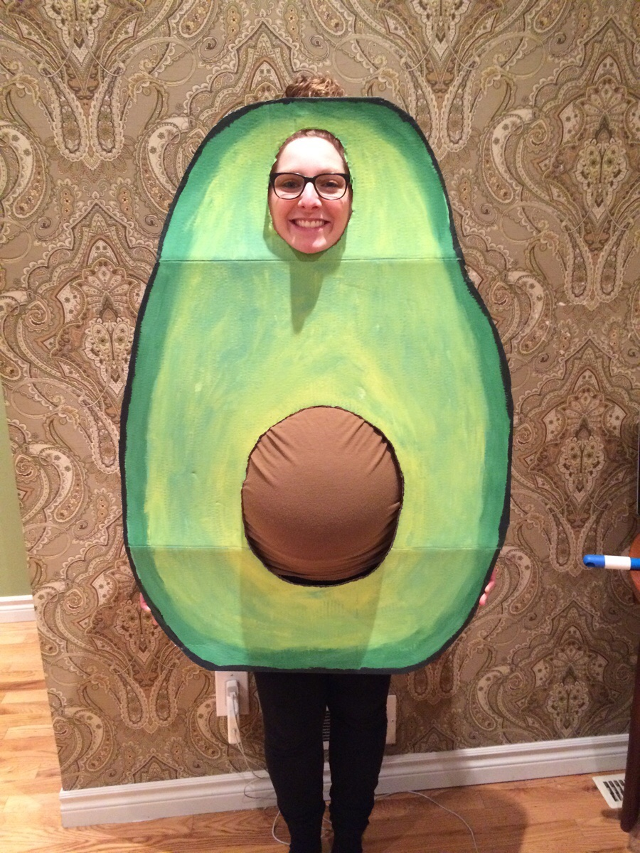 pregnancy halloween costume - Pregnant Mom Halloween Costume