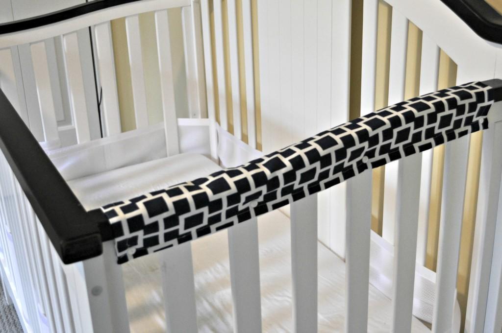 crib rail