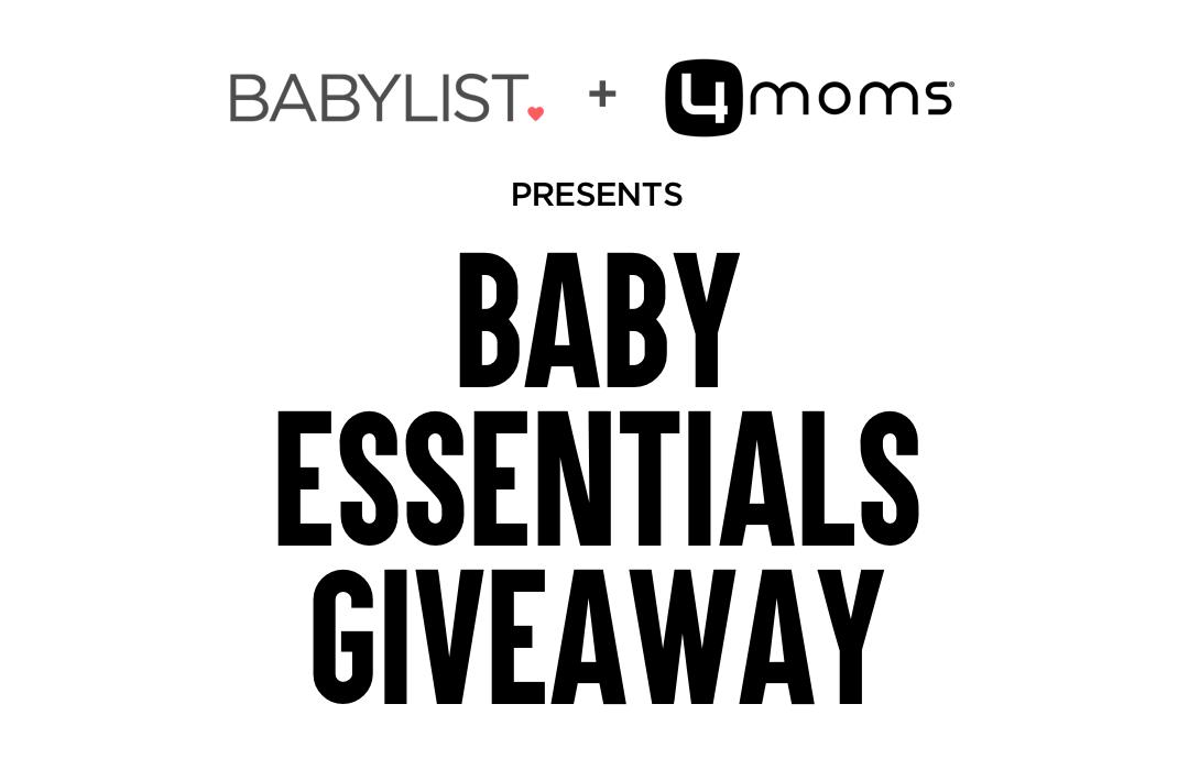 4Moms Baby Essentials Giveaway