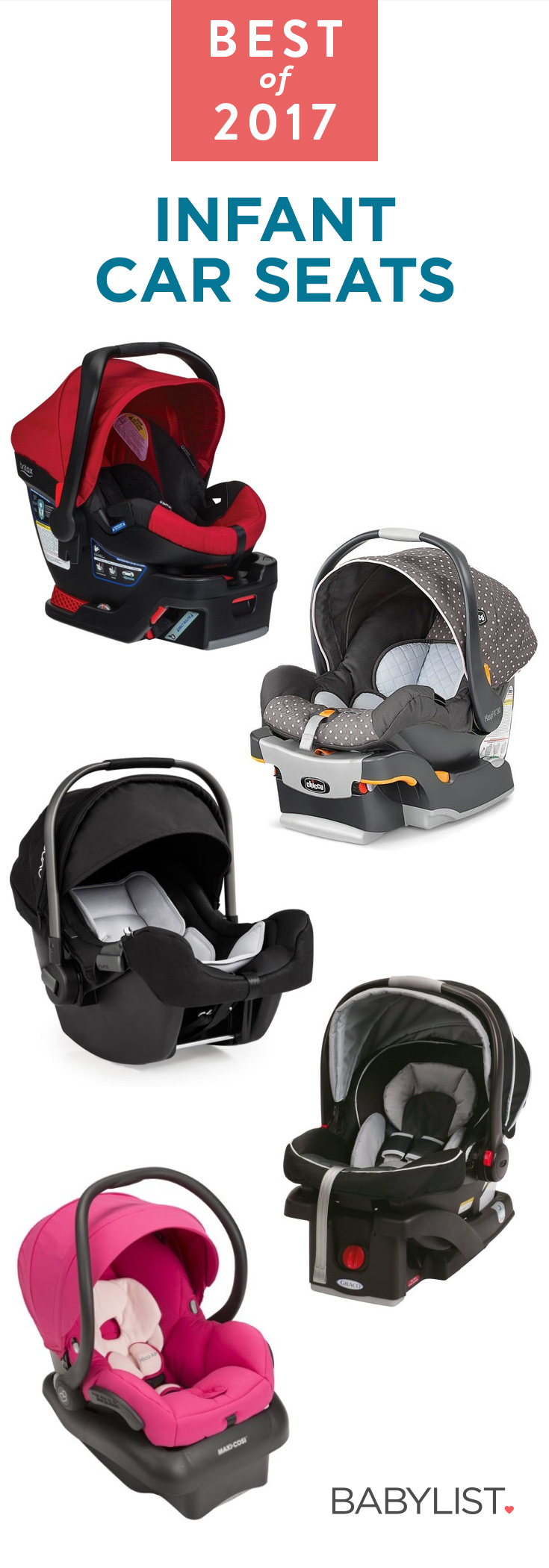 Find the easiest way to transport your little one through a big world.