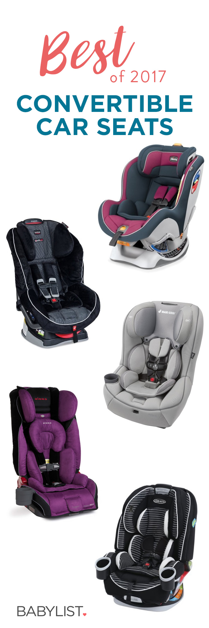 Best Convertible Car Seats of 2018