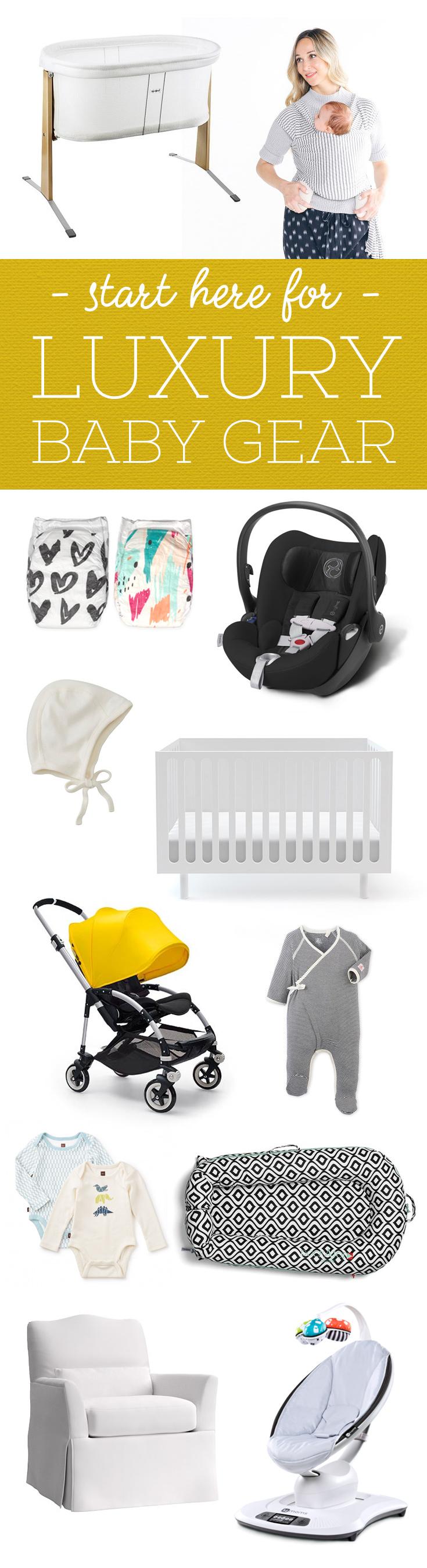 Posh Baby Registry