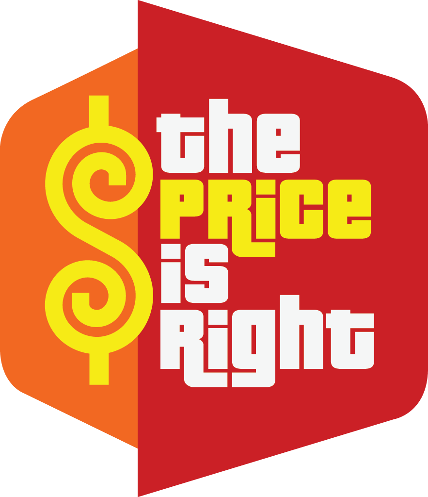 The price is right logo bu0c0k