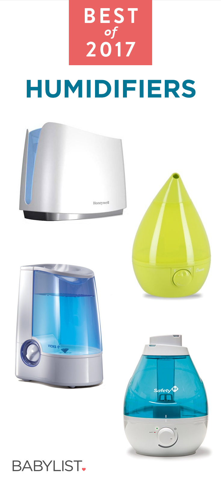 Best Humidifiers of 2018